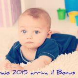 Esteso a più soggetti il bonus bebè