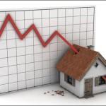 Prezzi delle case in discesa anche nel 2015
